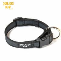 Julius-K9 Color & Gray Dog Collar