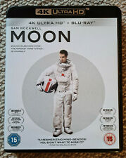 Moon 4K UHD + Blu-ray - Excellent Condition