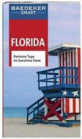 Florida 2015 Baedeker SMART Miami UNGELESEN USA Reiseführer & Karte Spirallo
