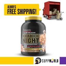 Max's Anabolic Night - Casein / Mass Gain / Sleep / Muscle Growth / Night Time