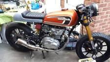 Honda cb250 g5 1975 cafe racer project