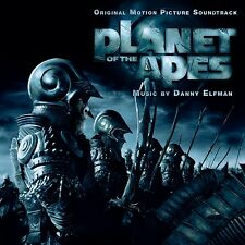 Planet of the Apes - Danny Elfman Sony OST CD