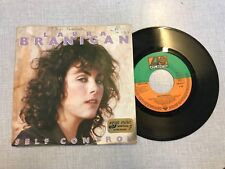 DISQUE VINYLE 45T : Laura Branigan - Self control