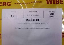 Wiberg Brätfix 1 kg, Gewürz, Gewürze, Kutterhilfsmittel