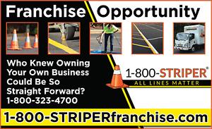 Parking Lot Striping, Graco, Line Lazer, Line Laser, Striper, Line Driver