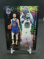 2019-20 Panini Black Stephen Curry Silver /65 Golden State Warriors SP