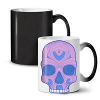 Psychedelic Purple NEW Colour Changing Tea Coffee Mug 11 oz   Wellcoda