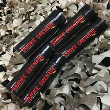 NEW Enola Gaye WIRE PULL (Photo & Video) Smoke Grenade - Red (5 Pack)