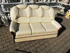 Leather Sofa Sofa Couch Pads Seat Couch Set 3 Seat in Stock New
