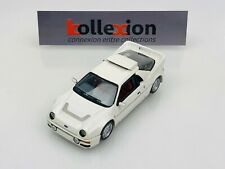 MINICHAMPS 430080200 FORD RS 200 Blanche 1.43 NB