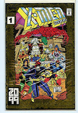 X-Men 2099 #1 Gold Comic nm+ 1992 Variant Marvel Comics H10