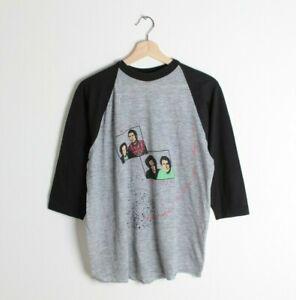 Vintage 1983 Simon and Garfunkel Summer Tour T Shirt Raglan Thin Soft XL