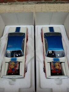 *2*BLEMISHED RSC Collectibles Sox & Martin 1972 Plymouth Duster Pro 1:24 NO HOOD