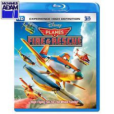 PLANES FIRE & RESCUE Blu-ray 3D (REGION-FREE)