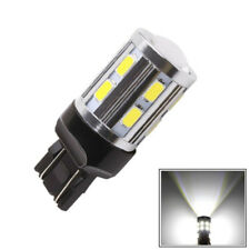 T20 7443 12SMD + Chip 5630 LED W21/5W Frein Voiture Inversant Lumière Noir Shell
