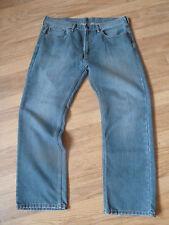 Mens Jeans de Levi 559-tamaño 36/30 condición excelente