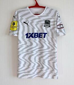Match worn issue shirt camiseta maglia trikot jersey FC Krasnodar Russia Petrov