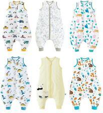 Baby Ganzjahres Schlafsack mit Füßen 2.5 Tog Winter Kinder Schlafsack mit Beinen