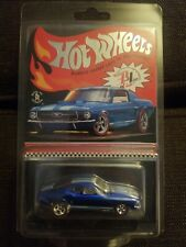2020 Hot Wheels RLC Exclusive Custom Mustang New Mint /12500 Ships Today