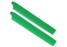 NEW FUSUNO Extreme Stiff XS Plastic Neon Main Blade 135 mm Grn FREE US SHIP