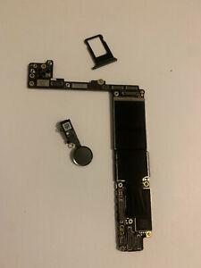 Apple iPhone 8 plus 64GB Space Gray unlocked logic board A1897 Read