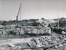 PORTUGAL c. 1950 -  Serra de Estrela Puits, chemin, meules  - Div 4050