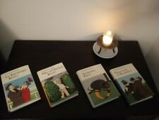 NEW Collector's P.G. Wodehouse Hardcover 4 Book Lot Set Blandings Wooster Jeeves