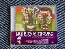 RITA MITSOUKO - La femme trombone - CD NEUF