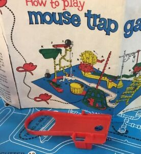 Original Mouse Trap Game Thing A Ma Jig Part 16 Ideal 1963 Clean No Damage