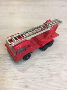 Camion Ancien Bernard Pompiers  Majorette