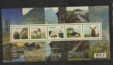 Canada No 2709, Baby Wildlife Sounenir Sheet Sheet Nh
