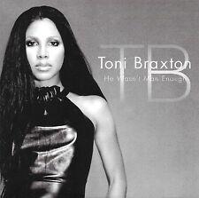 TONI BRAXTON - He wasn't man enough - 2 Tracks