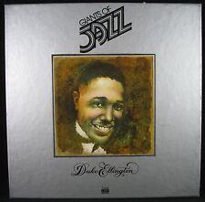 Giants of Jazz Duke Ellington VG+ 33 RPM Time Life 3 Record Box Set + Booklet