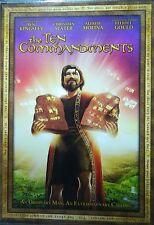 The TEN COMMANDMENTS Ben Kingsley Christian Slater Alfred Molina Elliott Gould
