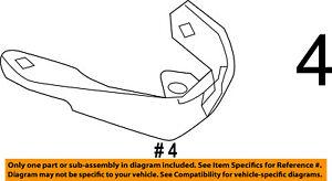 Ram CHRYSLER OEM 14-18 ProMaster 1500 Shifter Housing-Cable Bracket 5310005AC