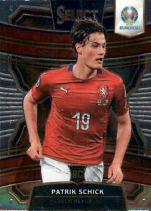 2020 Select UEFA Euro #76 Patrik Schick