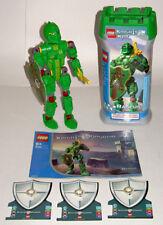 Lego Knights' Kingdom II Rascus (8784) (2004) Castle Compl. w Box & Instructions