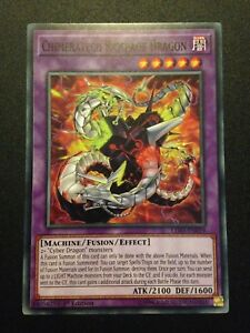 Chimeratech Rampage Dragon | LED3-EN019 | Common | 1st Edition | YuGiOh TCG