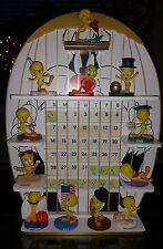 Tweety Perpetual Calendar Danbury Mint Goebel 2000