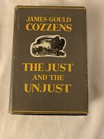 James Gould Cozzens THE JUST AND THE UNJUST  1st Edition 1st Printing