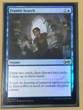 Frantic Search Ultimate Masters NM Blue Common MAGIC GATHERING CARD ABUGames