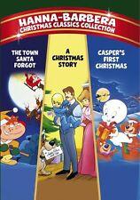 HANNA-BARBERA CHRISTMAS CLASSICS COLLECTION Region Free DVD - Sealed