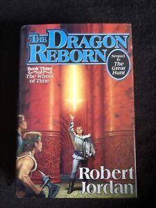 The Dragon Reborn by Robert Jordan; 1991, First Edition Hardcover