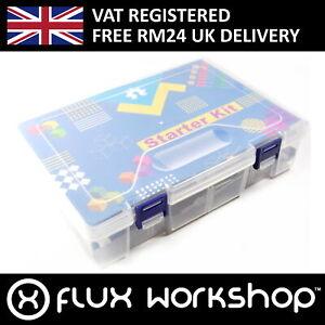RFID Starter Kit ATmega328P Learning LCD (Arduino-Compatible) Flux Workshop