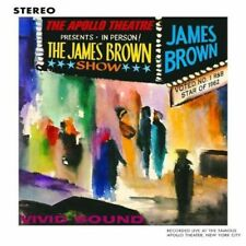 CD musicali Funk per Blues James Brown