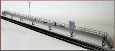 """Knightwing PM134 - Maintainance Depot Walkway (25"""") 00 Gauge Kit -Tracked48 Post"""