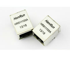 2pcs HR911105A HR911105 Network Transformer HanRun