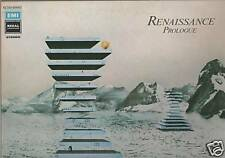 RENAISSANCE - PROLOGUE  regal 3C 064-93685   LP 1972 IT