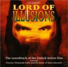Lord Of Illusions - 1995-Original Movie Soundtrack CD