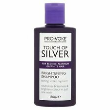 TOUCH OF SILVER  BRIGHTENING SHAMPOO WITH VIOLET PIGMENT - 150ML *